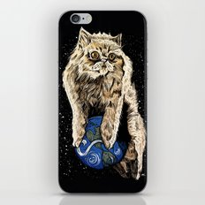 Floyd the lion iPhone & iPod Skin
