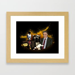 Craig Ferguson - It's A Good Day For America Everybody Framed Art Print