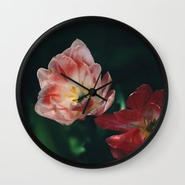 Just the two of us. Wall Clock