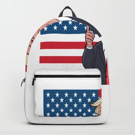 Georgia State for Trump Pro Trump 2020 Gift Backpack