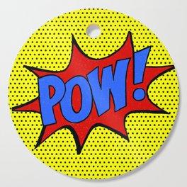 Pow! Cutting Board