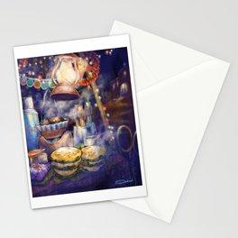 Pagtapos ng Simbang Gabi Stationery Cards