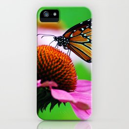 Butterfly IV iPhone Case