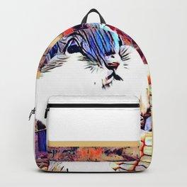 A Squirrel and a Corn Cob 02 Backpack