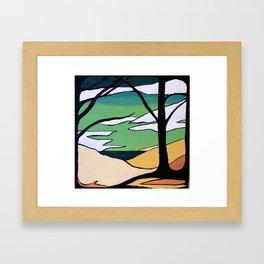 Bon Tempe #1 Framed Art Print