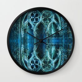 The City Sinks Wall Clock