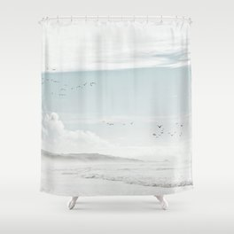 Dream Town Shower Curtain