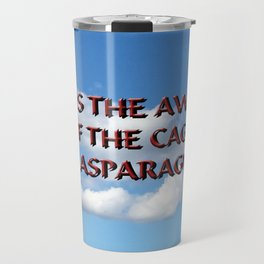 Cage of Asparagus Travel Mug