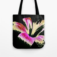 lily Tote Bags featuring Lily by Vitta