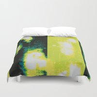 clear Duvet Covers featuring Clear by Elyce Abrams