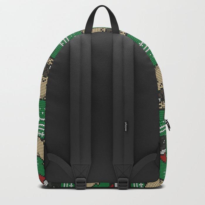CHRISTMAS PUG Backpack
