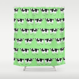 Cows pattern Shower Curtain