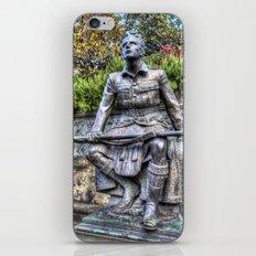 Scots American Memorial Edinburgh iPhone & iPod Skin