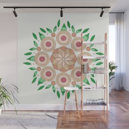 The Joy of Growth Wall Mural