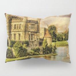 """Leeds Castle """"Paintography"""" Pillow Sham"""