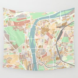 Prague, Czech Republic Wall Tapestry