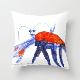 Tamatoa Throw Pillow