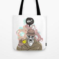 NO! Rorschach Tote Bag