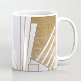 Art Deco design - blonde Coffee Mug