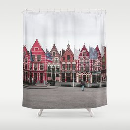Brugges Shower Curtain