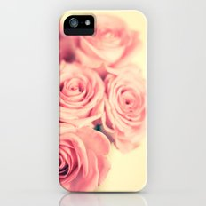 Vintage Roses  iPhone (5, 5s) Slim Case