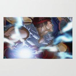 Ryu Vs Sagat Rug