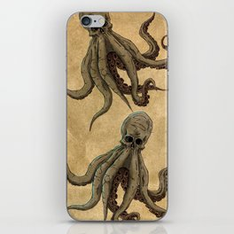squidington iPhone Skin