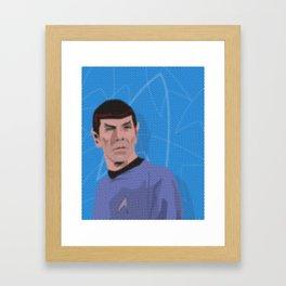Intellect Framed Art Print