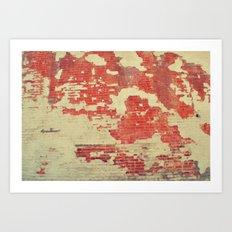 Continental Art Print