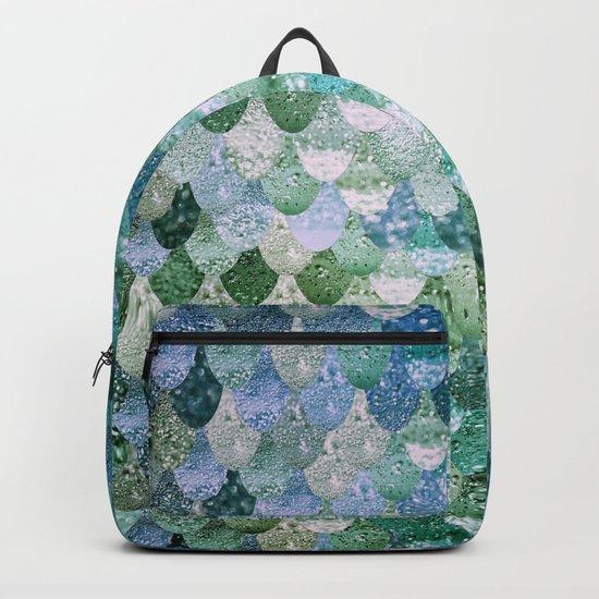 REALLY MERMAID OCEAN LOVE Backpack