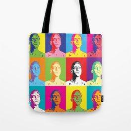 Coriolanus pop-art Tote Bag