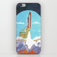Shuttle Launch iPhone & iPod Skin