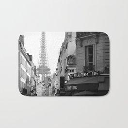 Paris Street Bath Mat