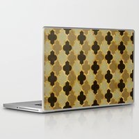 moroccan Laptop & iPad Skins featuring Moroccan  by Zetanueta