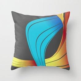 boomuwang Throw Pillow