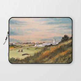 Royal Birkdale Golf Course Laptop Sleeve
