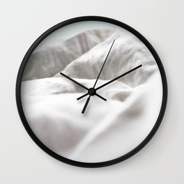Goodmorning Mint Wall Clock