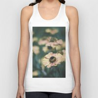 vintage floral Tank Tops featuring Floral by Pure Nature Photos