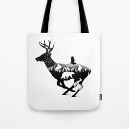 IN THE DUSK Tote Bag