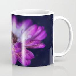Purple Gerbera Daisy Closeup Coffee Mug