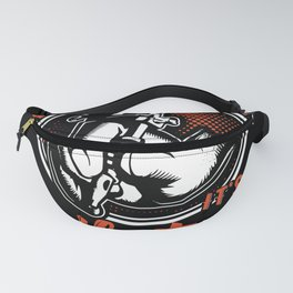 Tattoo Is Lifestyle - Tattooed Fanny Pack