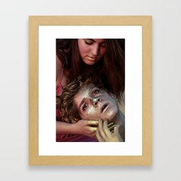 The Midas Touch  Framed Art Print