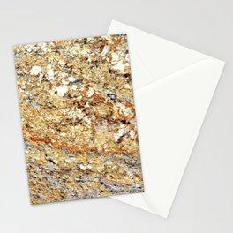 Kashmir Gold Granite Stationery Cards