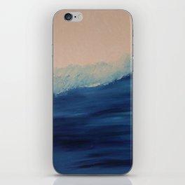 Downside Up Beach iPhone Skin