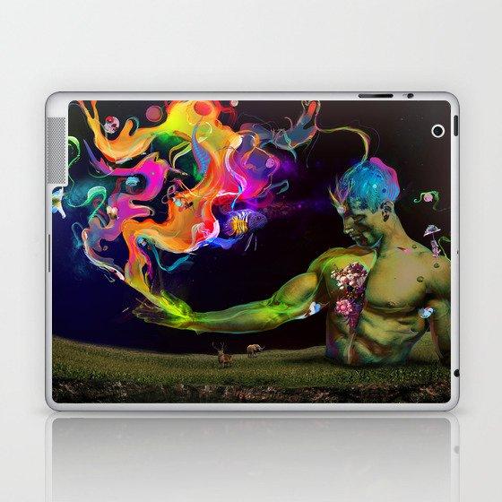 Alchemy Resonance Laptop & iPad Skin