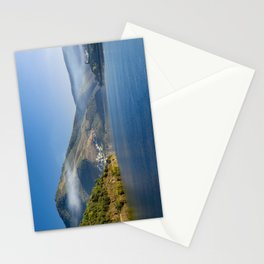 early morning on the Douro river, Portugal Stationery Cards