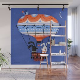 BALLOON RIDE Wall Mural