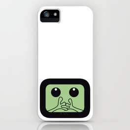 Frog iPhone Case