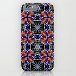 kalidescope Background #02 iPhone Case