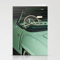 car Stationery Cards featuring Car by Vlad&Lyubov